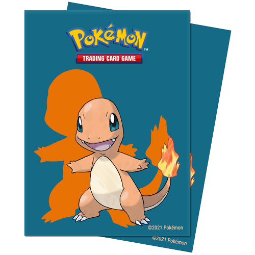 ◄ PREORDER ► Pokemon Ultra Pro Card Sleeves: Charmander ◄ PREORDER ►