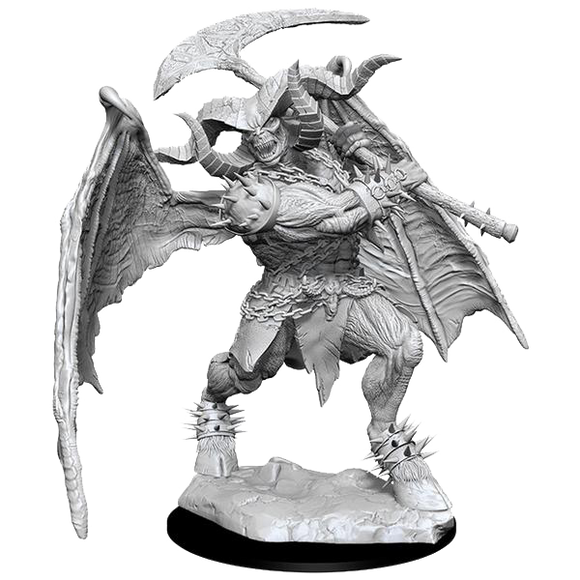 Unpainted Magic Miniatures - Rakdos, Lord of Riots