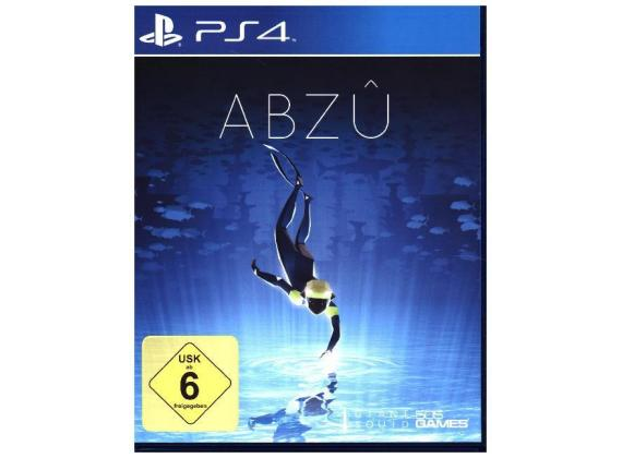 Abzu - PS4 - Preowned