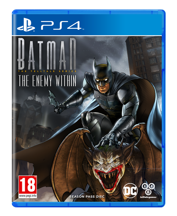 Batman: The Enemy Within - PS4 - Preowned