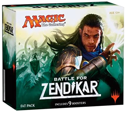 Magic The Gathering: Battle For Zendikar Bundle