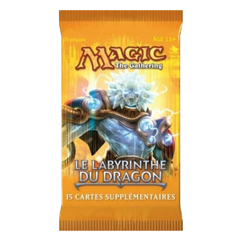 Magic Dragons Maze Booster Pack