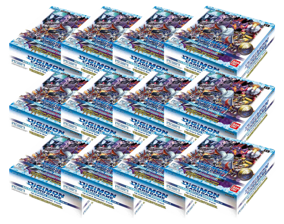▲ PREORDER ▲ Digimon: V 1.0 Booster Box - Case ▲ PREORDER ▲