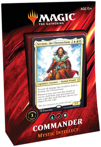 Magic The Gathering: Commander 2019 Deck - Mystic Intellect