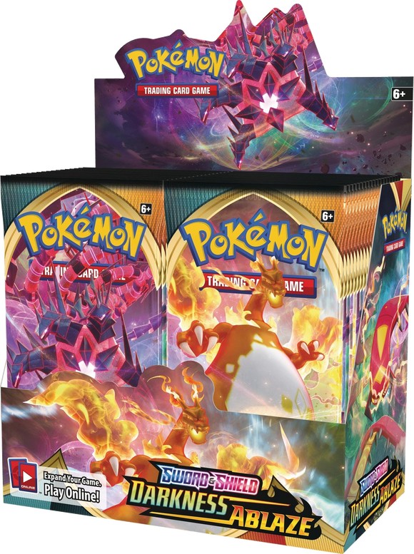 Pokemon: Darkness Ablaze - Booster Box