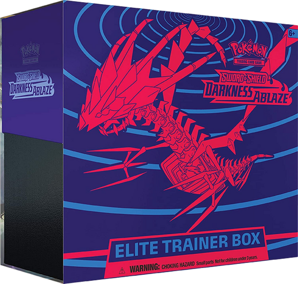 Darkness Ablaze Elite Trainer Box