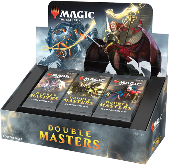 Magic The Gathering: Double Masters - Booster Box