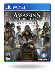 Assassin's Creed Syndicate - PS4 - Preowned