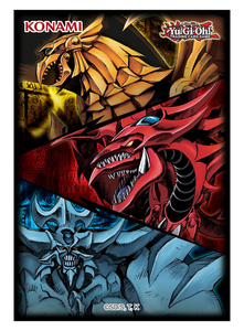 ▲ PREORDER ▲ Yu-gi-oh! June 2021 Egyptian God Card Sleeves ▲ PREORDER ▲
