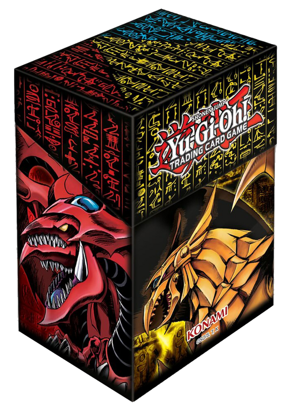 ▲ PREORDER ▲ Yu-gi-oh! June 2021 Egyptian God Deck Box ▲ PREORDER ▲