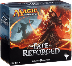 Magic The Gathering: Fate Reforged Fat Pack