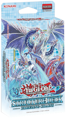 ▲ PREORDER ▲ Yu-Gi-Oh! Freezing Chains Structure Deck ▲ PREORDER ▲