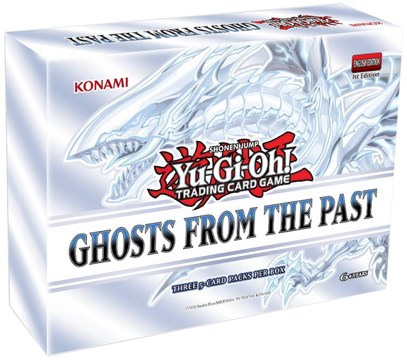 ▲ PREORDER ▲ Yu-Gi-Oh! Ghosts From The Past - Box ▲ PREORDER ▲