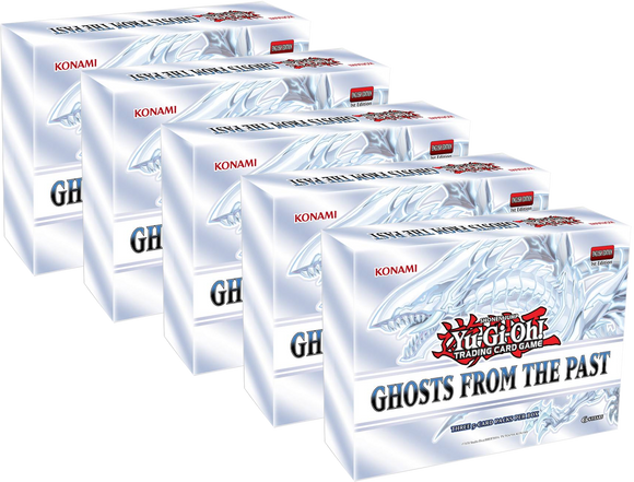 Yu-Gi-Oh! Ghosts From The Past - Display