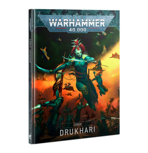 CODEX: DRUKHARI (HB) (ENGLISH) *45-01