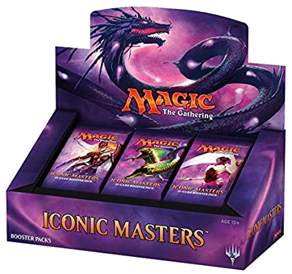 Magic The Gathering: Iconic Masters - Booster Box
