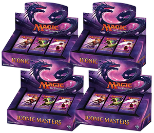 Magic The Gathering: Iconic Masters - Case