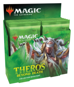 Magic Theros Beyond Death Collector Booster Box