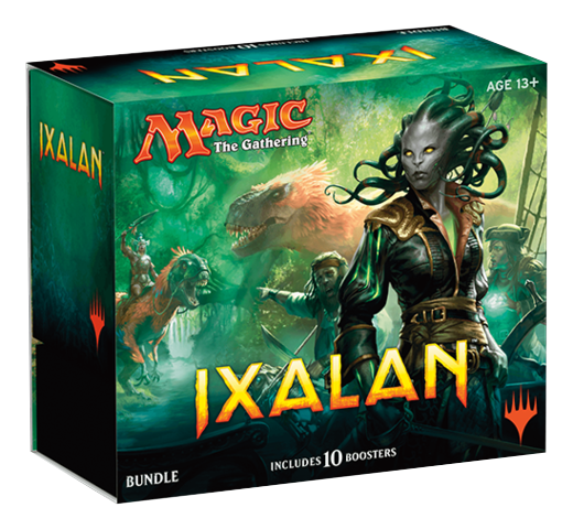 Magic The Gathering: Ixalan Fat Pack