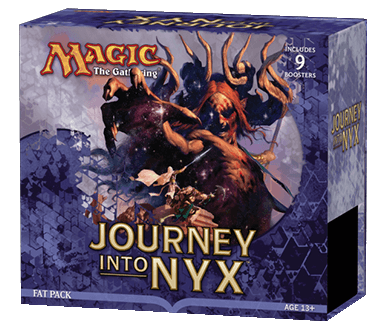 Magic The Gathering: Journey Into Nyx Fat Pack