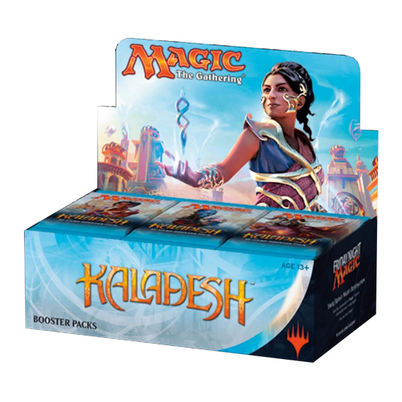 Magic The Gathering: Kaladesh - Booster Box