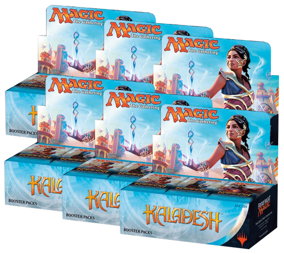 Magic The Gathering: Kaladesh - Case
