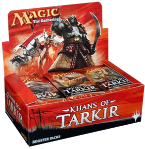 Magic The Gathering: Khans Of Tarkir - Booster Box