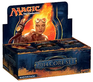 Magic The Gathering: 2014 Core Set - Booster Box
