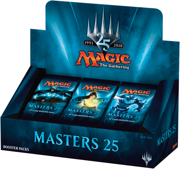 Magic The Gathering: Masters 25 - Booster Box