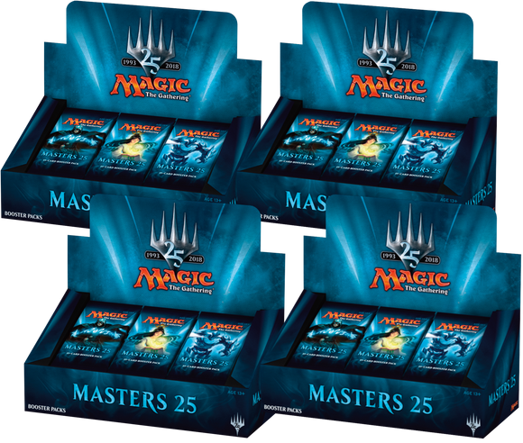 Magic The Gathering: Masters 25 - Case