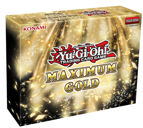 Yu-Gi-Oh! Maximum Gold - 1 Box