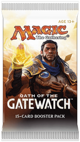 Magic Oath of the Gatewatch Booster Pack