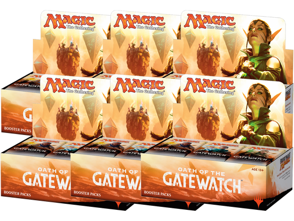 Magic The Gathering: Oath Of The Gatewatch - Case