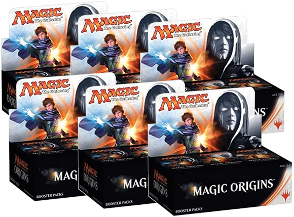 Magic The Gathering: Magic Origins - Case