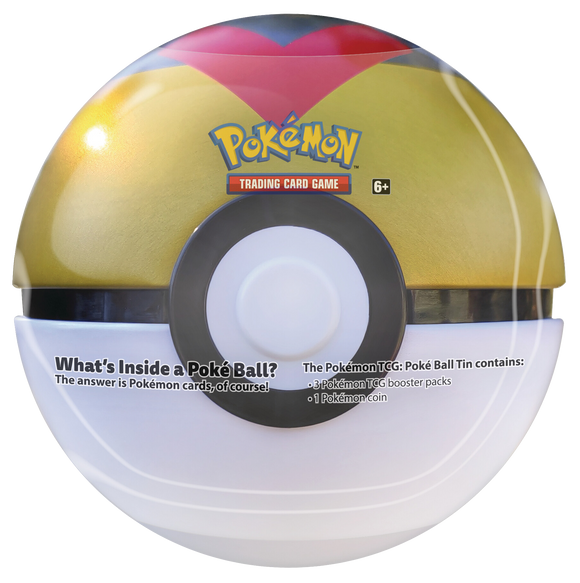 ◄ PREORDER ► Pokemon: 2021 Pokeball Tin - Level Ball ◄ PREORDER ►
