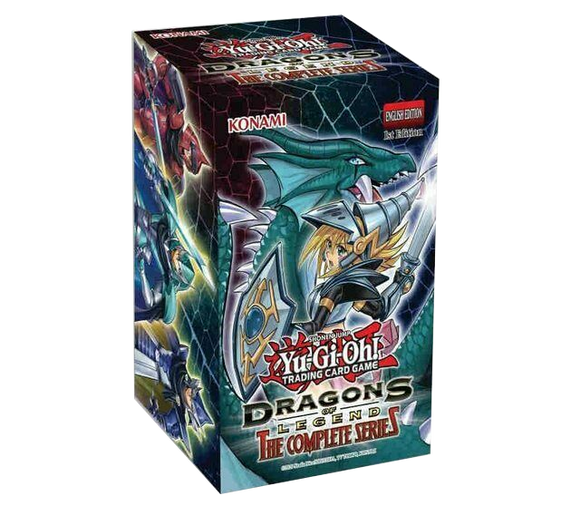 Yu-Gi-Oh! Dragons of Legend: The Complete Series - 1 Box