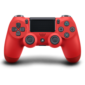 Dualshock PS4 Controller - Magma Red - Preowned