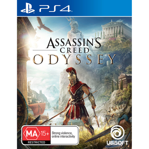 Assassin's Creed Odyssey - PS4 - Preowned