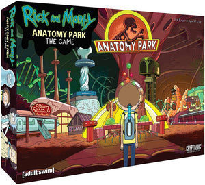 Rick and Morty - Anatomy Park the Game