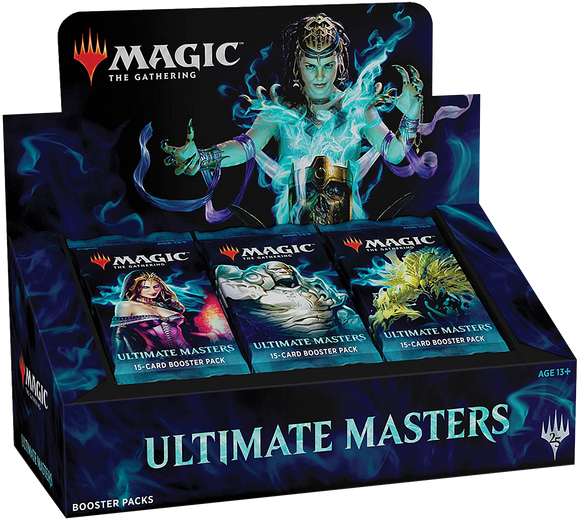 Magic The Gathering: Ultimate Masters - Booster Box