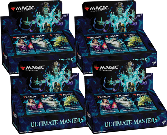 Magic The Gathering: Ultimate Masters - Case