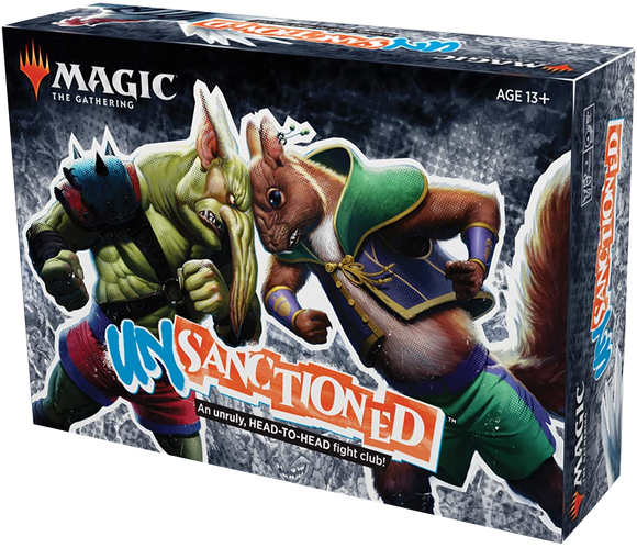 Magic The Gathering: Unsanctioned Box Set