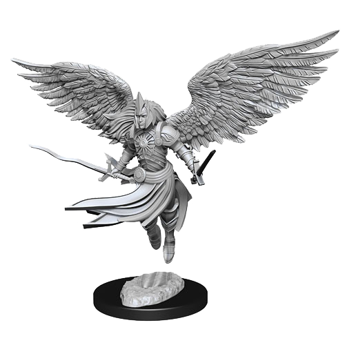 Unpainted Magic Miniatures - Aurelia, Exemplar of Justice