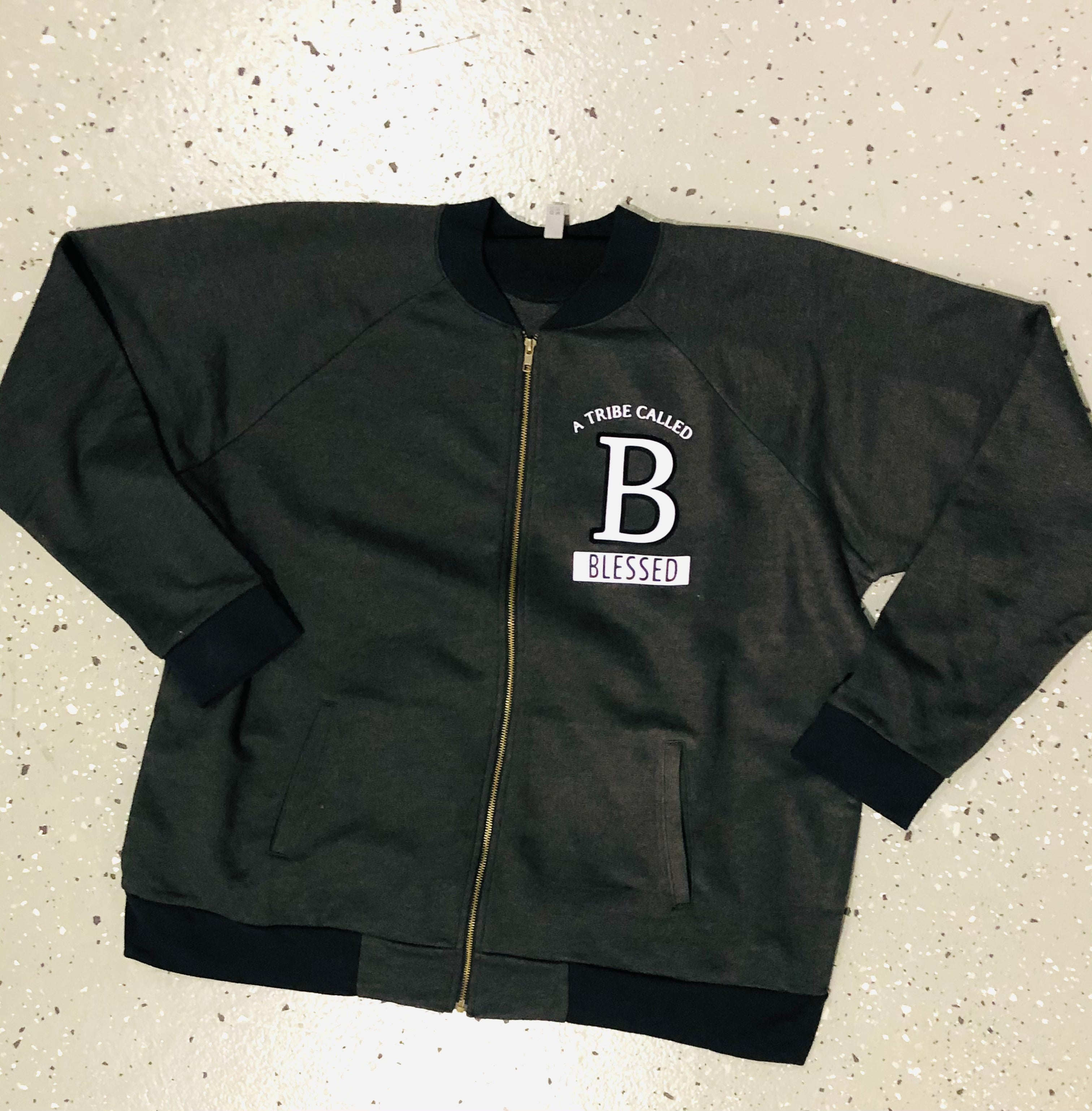 A Tribe Called Blessed Jacket