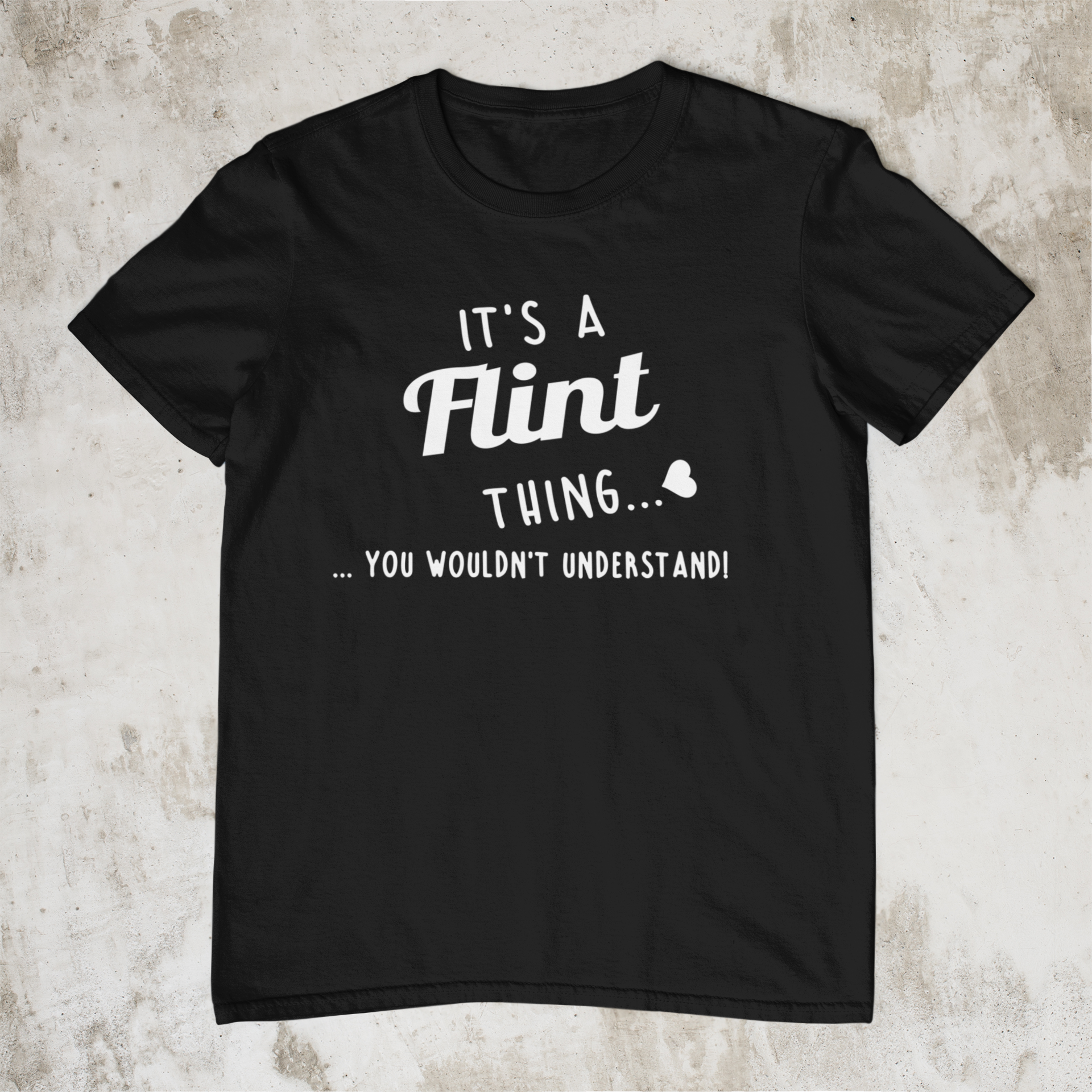 It's a Flint Thing Tee