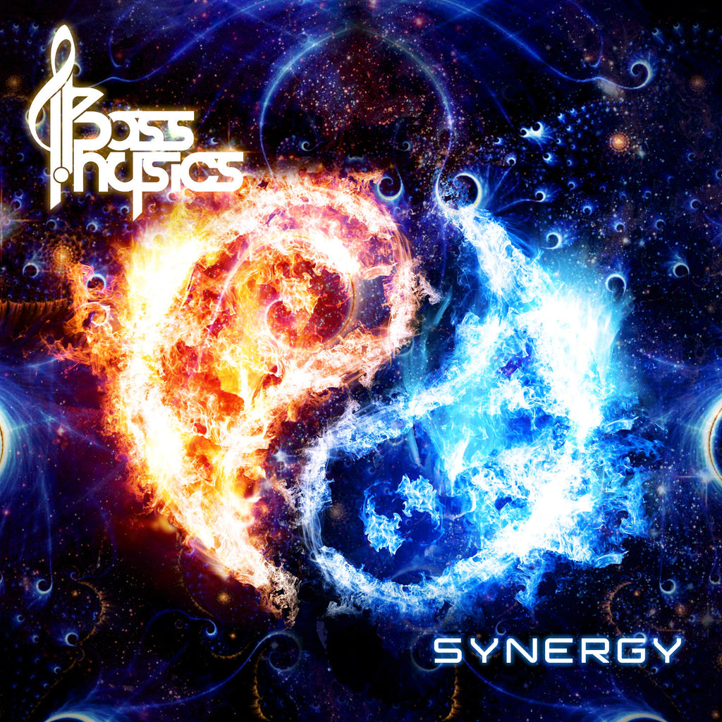"Bass Physics release ""Synergy"""
