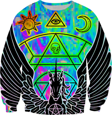 Illumicorn Sweatshirt