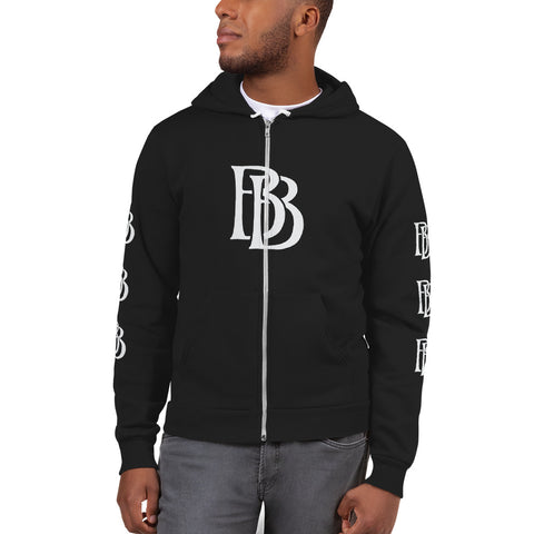 "The Bordas Bros BW ""Royce"" Hoodie"