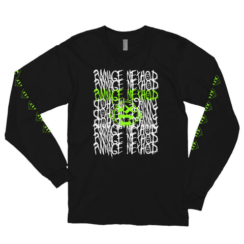 "Pwnage Method - ""Owned Method"" Long Sleeve"