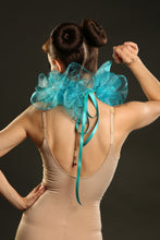 Load image into Gallery viewer, Multi-Coloured Neck ruffle costume